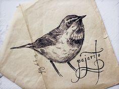BIRDS by Fernando Forero, via Behance