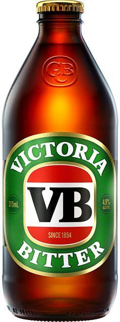 ~Victoria Bitter - An Australian favorite beer Australian Beer, Australian Icons, Alcohol Pictures, Beer Clipart, Beer Images, Popular Beers, Melbourne, Beers Of The World, Beer Brands
