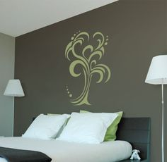 #autocollants #decalques #wallstickers #decals Fontaine / Fountain. $31.95