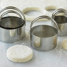 Biscuit Cutters, Set of 5