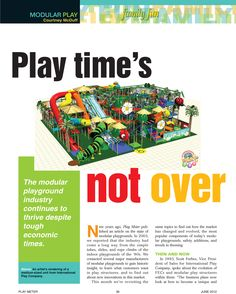 Indoor Playgrounds & Soft sculpted foam play for toddler playtime areas. Tuff Stuff is individual play elements which are themed and durable.  Custom designed for your budget and size of play area.  These are colourful products which make them extremely durable & resistant to weather, so we can offer both dry and wet play systems. With the addition of a soft foam play area you can increase attraction, improve play value and add activity to keep your customers coming back. www.iplayco.com