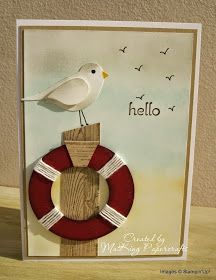 MaKing Papercrafts: A Day at the Seaside with LIM