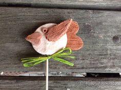 Keramický  zápich do květináče či truhliku - 1