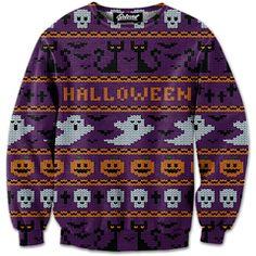 Halloween Grammy Sweatshirt
