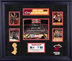 Miami Heat Framed 5-Photograph Collage | Details: 2012 NBA Champions, Victory $169.99 http://www.fansedge.com/Miami-Heat-Framed-5-Photograph-Collage-Details-2012-NBA-Champions-Victory---Limited-Edition-of-500-_-665023848_PD.html?social=pinterest_pfid49-12719