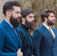 BlueBeard Suits. Zippertravel.