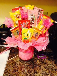 Candy bouquet :)