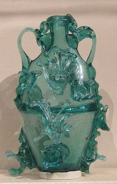 Pilgrim's Bottle -- 17th century