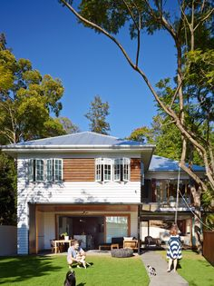 Post Post-War House by Shaun Lockyer Architects, Brisbane Australia