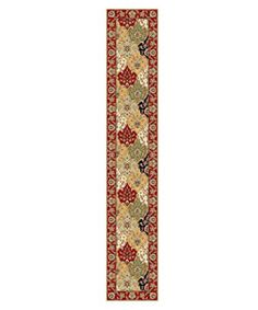 Safavieh Lyndhurst Collection Oriental Multicolor/ Red Runner Rug (2'3 x 12')