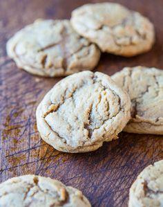 Brown Sugar Maple Cookies @Averie Sunshine {Averie Cooks} Sunshine {Averie Cooks}