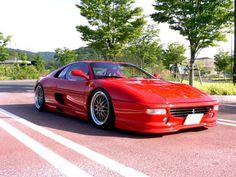 Ferrari 355 BBS LM Wheels