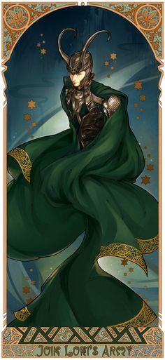 Loki by 小pa