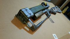 AER9 Laser Rifle Replica by jontpeters on Etsy