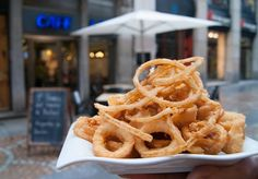 Café Lago: las mejores rabas de Bilbao | DolceCity.com