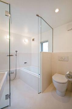Maximaler Nutzen bei minimaler Grundfläche: Schmales Haus in Horinouchi  Auf gerade einmal 55,24 m² Grundfläche erstreckt sich am Ende einer Einbahnstraße in Tokios Stadtviertel Horinouchi dieses Einfamilienhaus. Im Er...