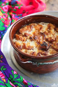 BEST EVER OM ALI (Egyptian Bread Pudding) with a secret ingredient that takes it to a whole new level!
