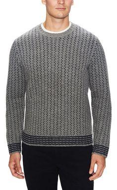 0237ec3871 grey and navy CN. Tuangaryen · Men Sweater