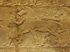 Assyrian Relief - Klaus Wagensonner