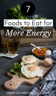 7 Foods to Eat For More Energy Herbs For Energy, Eat For Energy, How To Increase Energy, Herbs For Sleep, Herbs List, Essential Oils For Sleep, Healthy Shopping, Natural Energy, Foods To Eat