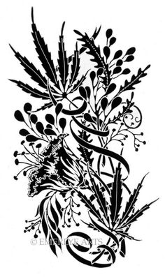 cannabis print ...Big News Coming Soon!!!!  Twine Hempwear, CouchLock, Make it Legal Bands,& more   Get Ready!!!!