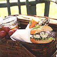 portable picnic sandwich recipes