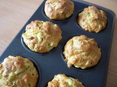 """750g vous propose la recette """"Muffins bleu d'Auvergne courgette"""" notée 4.3/5 par 16 votants."""