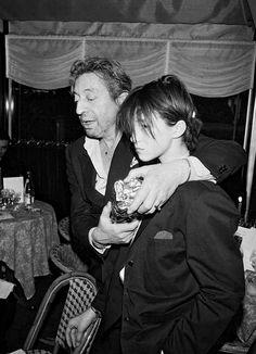 Serge & Charlotte Gainsbourg