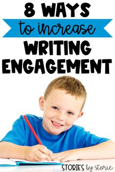 What does writing time look like in your classroom? Are your students feverishly writing page after page? That's great! But if your students watch the clock and count down the minutes until writing is over, then it's time to add a little fun to your writing block. Here are 10 simple ways to increase writing engagement in your classroom.