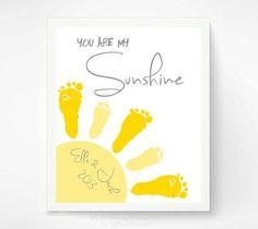 暑い日にも冷んやり楽しめる♡「手形・足型アート」の作り方♪の画像15