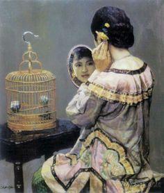 Chen Yifei2
