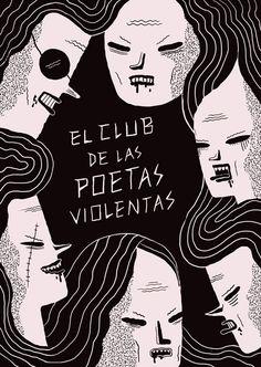 Violent poets on Behance
