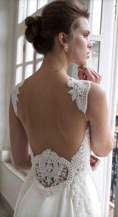 Wedding dress idea; Featured Dress: Riki Dalal