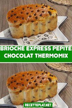 Brioche Express, Thermomix Desserts, Cooking Chef, Beignets, Diy Food, Biscuits, Delicious Desserts, Food Porn, Muffin