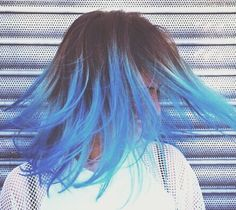 This is how im gonna dye my hair next