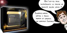 #Concours Qu'est-ce qui représente le mieux la beauté selon vous ?  Répondez à cette question en nous envoyant votre plus belle photo. Invitez vos amis à voter pour votre image. Celle qui remportera le plus de voix repartira avec un coffret #Lierac d'une valeur de 79.99€.  Jouez en cliquant ici : http://social-sb.com/z/ganfftnl4?src=pin  Bonne chance à tous et à toutes.