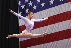 Aly Raisman - Women's US Olympic Gold Medalist - team finals