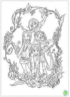 Coloring Pages For Girls Witch To Print Free Printable Books The Boy