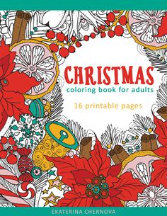 Free Christmas Coloring Book Is Now Available On Kindle