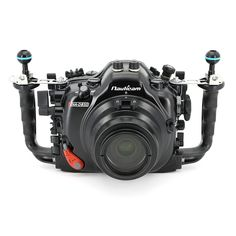 Nauticam NA-D850 Housing For Nikon D850 Camera - Mike's Dive Cameras Camera Photography, Underwater Photography, Underwater House, Mission Control, Fiber Optic Cable, Camera Settings, Strobing, Digital Camera
