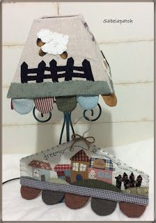 Sabelapatch Handmade Lampshades, Craft Stalls, Quilts, Primitives, Diy, Room, Crafts, Home Decor, Craft