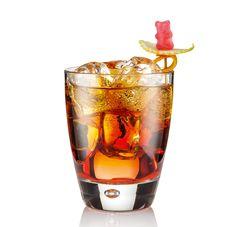 Red passion | Volare Cocktails. Pour into a glass filled with ice Volare Red Bitter, Volare Cinnamon Red and vermouth. Top with soda and garnish with a lemon and an orange zest.  Versare direttamente nel bicchiere colmo di ghiaccio Volare Red Bitter, Volare Cinnamon Red e vermouth. Colmare con soda, guarnire con una buccia di limone e di arancia. Orange Zest, Cocktails, Drinks, Bitter, Pint Glass, Soda, Cinnamon, Lemon, Passion