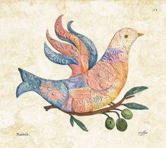 Bird - Mosaic