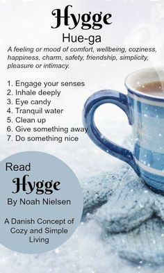 Hygge lifestyle tips