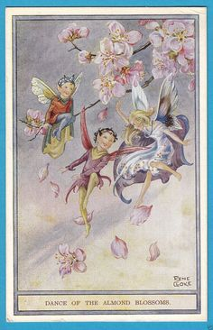 Rene Cloke: Dance of the Almond Blossoms - pc
