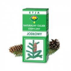 Eteryczny Olejek Jodłowy 10 ml ETJA