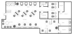 Salon Design Layout | Nail Salon Floor Plans – Find Pdf documents