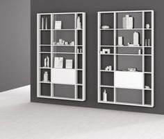 Bookless - Shelves / Shelving systems - Storage - furniture - Products