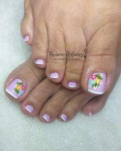 Nail Art Designs, Nails, Toenails, Yellow Nails, Hair And Nails, Feet Nails, Pedicures, Nail Designs, Gel Nails