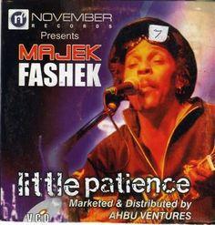 Majek Fashek - Little Patience - Video CD